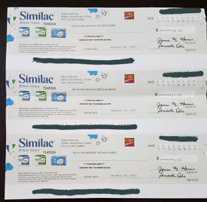 Similac, Pedialyte coupons to trade