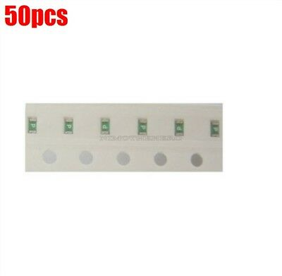 50pcs 50x Littelfuse Smd 0603 Fast Acting Fuse 3a 32v 0467003 Code P New Ic Gt