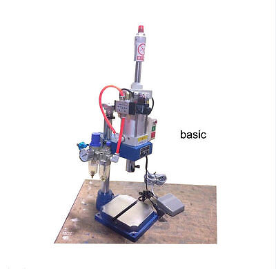 Pneumatic Press Machine Small Desktop 50 Type Punch Machine Press 200kg T