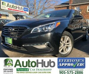 2015 Hyundai Sonata 2.4L GL-BACKUP CAMERA-HEATED SEATS