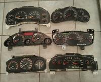GM SPEEDOMETER CLUSTER REPAIR!!!