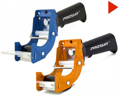 Prosun 2inch Tape Dispenser Gun Packaging Sealing Shipping Packing Free Shipping