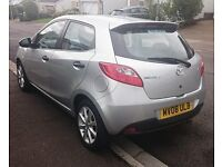 Mazda 2 TS 1.3 Silver 2008 (Offers welcome)
