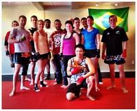 Muay-Thai Kickboxing in Kelowna