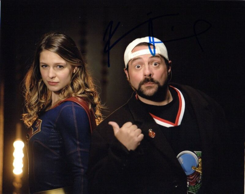 Kevin Smith Supergirl Autographed Signed 8x10 Photo COA #6