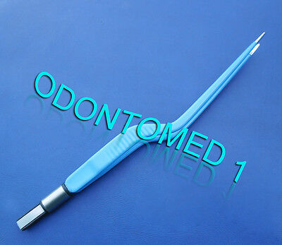 Bipolar Bayonet Forceps 7 Electrosurgical Instruments El-011