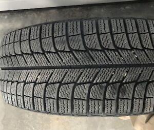 225/45/17 Michelin X Ice