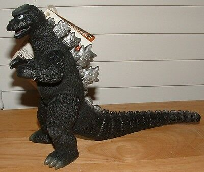 "2003 BANDAI 6"" Scale 1974 GODZILLA Vinyl Figure with TAG"