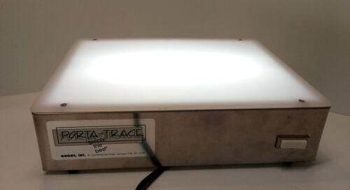 Porta Trace Light Box 10 X 12 1012  - $24.00
