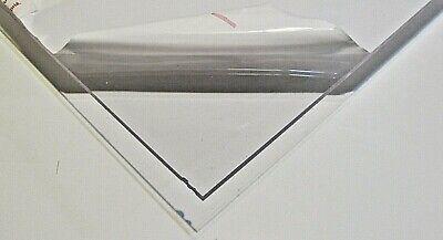2 Pc. 14 X 16 X 24 Polycarbonate Lexan Clear Plastic Sheet