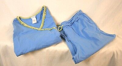 The Company Store Mother/Daughter Jersey Pajamas Pool XSmall Item #138J 15003 - Pool Party Items