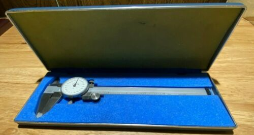 Bestool by Kanon Machinist Dial Caliper 9 inches Japan