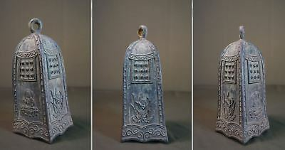 Very Rare Xlarge Korean Joseon Dynasty Bronze Buddha Statue Lotus 8 Sided Stand Modern Design Other Asian Antiques Asian Antiques