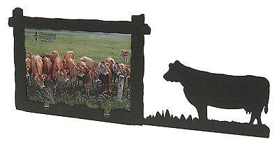 Cow Picture Frame 3.5x5 - 3x5 H - Farm - Ranch