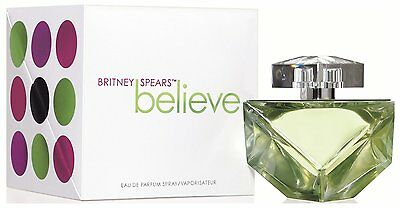 Britney Spears Believe Eau De Parfum Spray (BRITNEY SPEARS BELIEVE 30ML EAU DE PARFUM SPRAY BRAND NEW & SEALED)