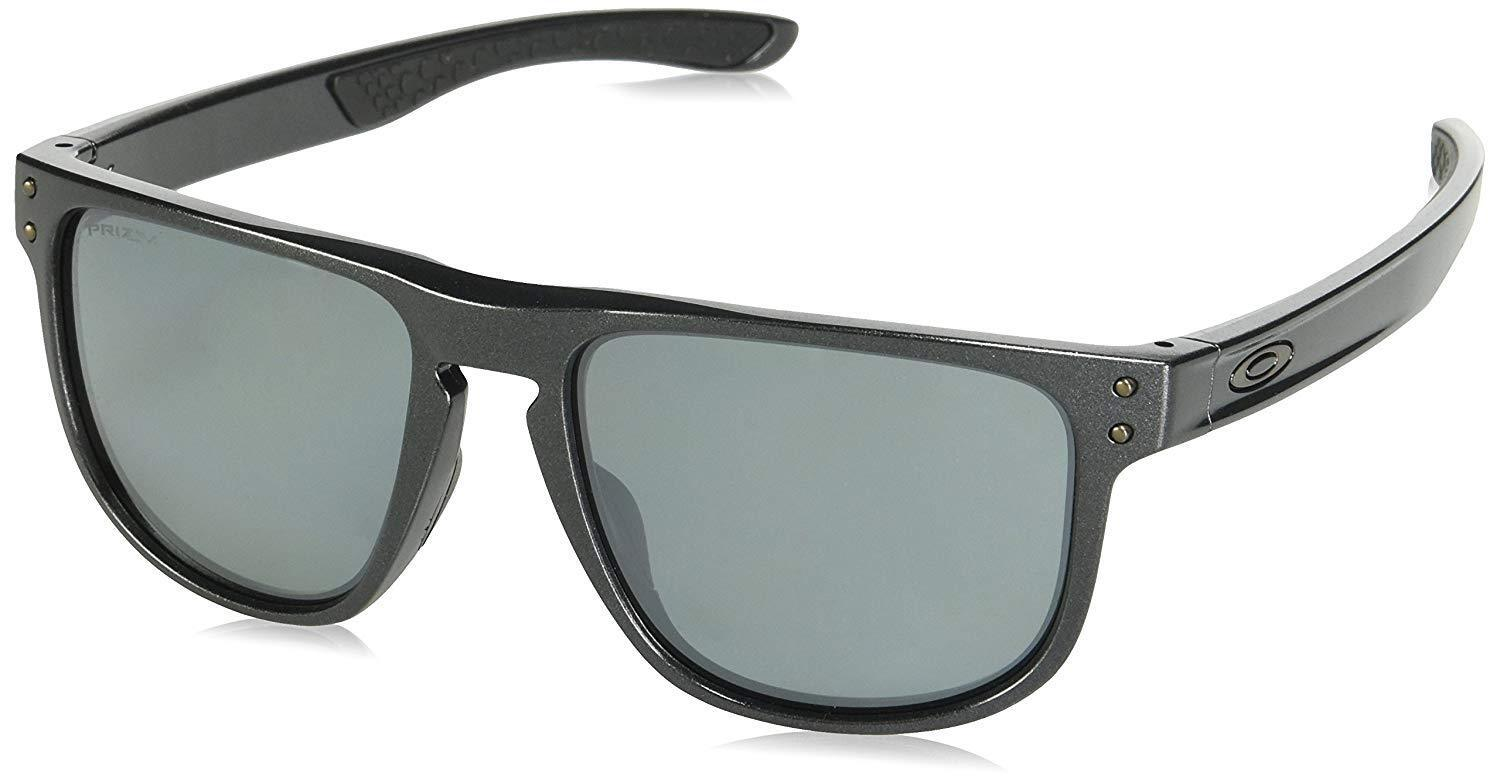 123cc575dc Details about Oakley Holbrook R Sunglasses OO9377-0855 Scenic Grey Prizm  Black Polarized 9377