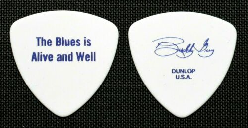 BUDDY GUY THE BLUES IS ALIVE AND WELL GUITAR PICK