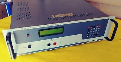 Kepco High Voltage Power Supply Bhk 500-0.4mg