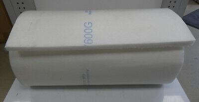 Nittmann 1,0 x 10 Meter Filtermatte Feinstaub V600G M5 haftaktiv | MV051-1000-6