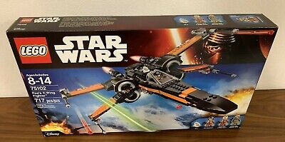 LEGO Star Wars Poe's X-Wing Fighter (75102) New & Sealed
