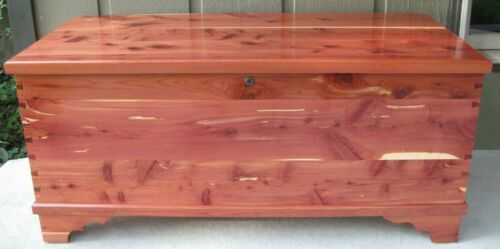 Hope Blanket Cedar Chest Kit Do-It-Yourself Woodworking w/ Dovetail Joints DIY