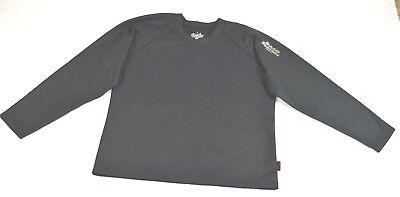 fcb529be8bdee Scent Lok Women Base Slayers Top Black Base Layer Shirt Long Sleeve Large