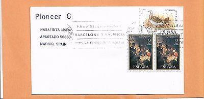 Pioneer G Madrid España 1970, usado segunda mano  Embacar hacia Spain