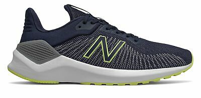 New Balance Men's VENTR Shoes Blue with Grey