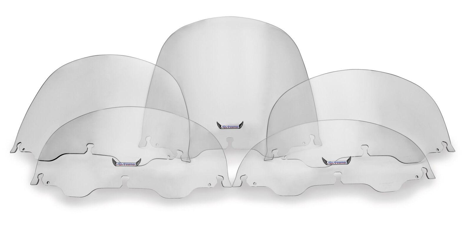 Slipstreamer Replacement Windshield Clear Wraparound S-169-C HONDA GL1200 etc