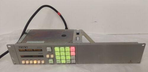 SONY BKS-R3242 CONTROL PANEL