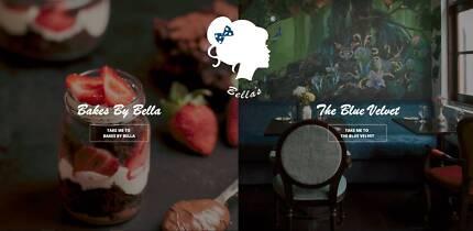 Creative and Responsive Websites | EYERIS Creations