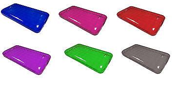 Crystal Skin Tpu Case (Soft TPU Crystal Skin Phone Cover Case For LG Optimus L90 / D405 Accessory)