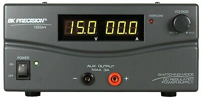 Bk Precision 1694 High Current Switching Dc Power Supply Refurbished