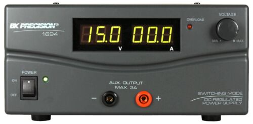 B&K Precision 1694 High Current Switching DC Power Supply (Refurbished)