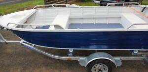Infiniti Ranger 450 aluminium fishing boat
