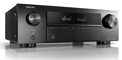 Denon AVR-X250BT 5.1 4K Ultra-HD AV Receiver mit Bluetooth