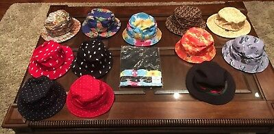 Deadline Limited X TDE ScHoolboy Q Collab Oxymoron Bucket Hat Lot sz XL supreme