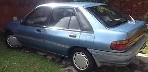 1991 Ford Laser Sedan South Hurstville Kogarah Area Preview