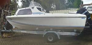 Caribbean 18 Foot Boat Salisbury Salisbury Area Preview