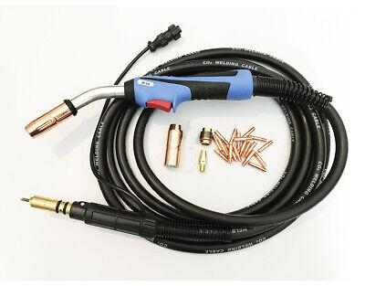 Heavy Duty Mig Welding Gun 250a 15 12 Fits Miller M25 Millermatic 200 210 212