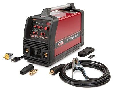 Lincoln Invertec V160-t Tig And Stick Welder K1845-1
