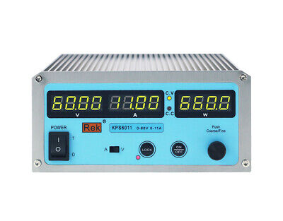 Compact Variable Adjustable Dc Power Supply Output 0-60v 0-11a 660w Ac110-240v