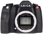 Leica S PowerFlex 210HD 37.5 MP Digital SLR Camera - Black (Body Only)