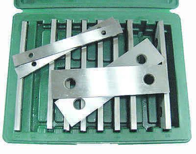 18 Thin Style Steel Parallel Set