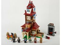 Lego 4840 The Burrow with 6 minifigs