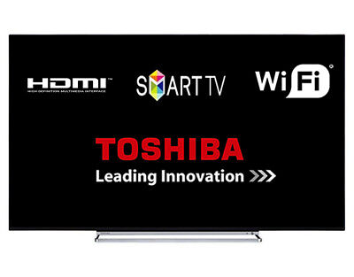 "Toshiba 55U6763DB 55"" Smart LED TV WiFi 4K Freeview HD Freeview Play"