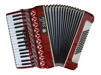 Stella 60 Bass Piano Accordion