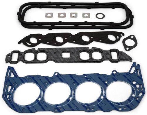 For 01-03 Chevrolet Silverado 1500//2500//3500 MLS Cylinder Head Gasket Set 6.0L