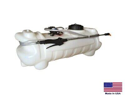 Spot Sprayer - Atv Utv Mounted 15 Gallon - 1 Gpm - 40 Psi - 12 Volt Pump