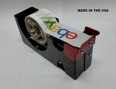 2 Inch Tape Dispenser. Heavy Duty Commercial Grade . 2 Wide 3 Core